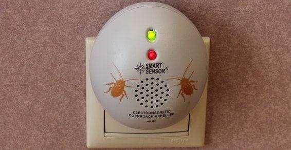 Магнитно-резонансный (электромагнитный) отпугиватель тараканов