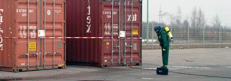 Дератизация контейнерной площадки