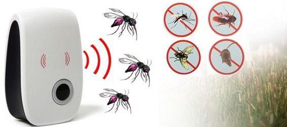Электронные отпугиватели насекомых