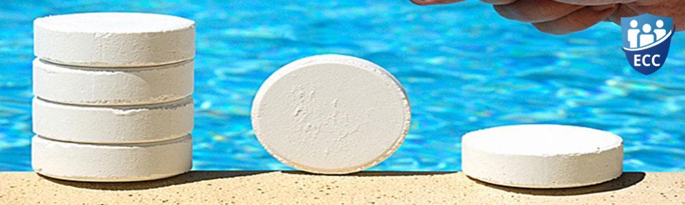 Дезинфекции воды в бассейне