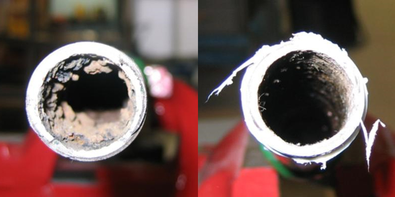 Качественная промывка и дезинфекция трубопроводов